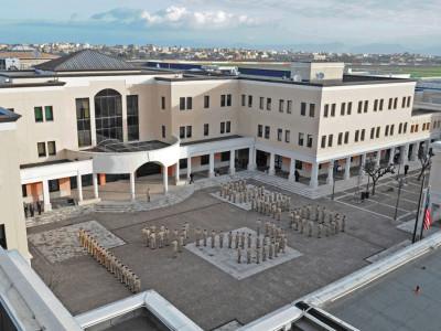 MACC Napoli: contratto quadro per la realizzazione di lavori nelle basi militari americane di Napoli