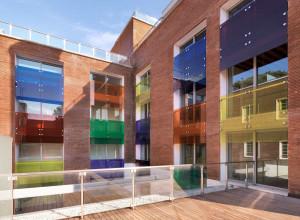 Progettazione e realizzazione di 30 unità abitative e 8 spazi direzionali (Venezia)