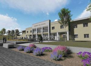 Realizzazione della nuova High School nella base militare americana di Vicenza