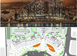 Svilluppo e costruzione del centro residenziale