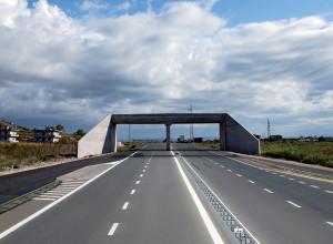 Realizzazione tratto stradale Lushnje - Fier (Albania)