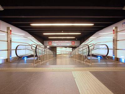 Adeguamento nodo termini metro   A   - Metro   B   – Roma