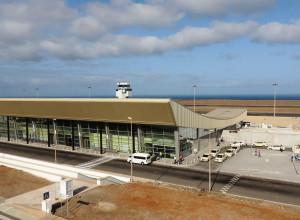 PROGETTO DI ESPANSIONE E QUALIFICAZIONE DELL'AEROPORTO INTERNAZIONALE DI PRAIA - CAPO VERDE