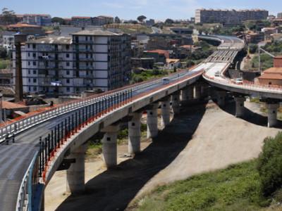 Asse Attrezzato città di Catania 1 e 2° stralcio
