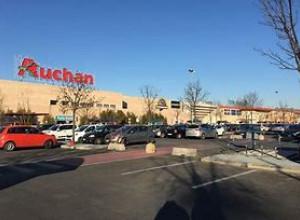 Realizzazione ampliamento Centro Commerciale Auchan a Mestre (VE)