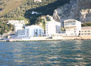 Recupero stabilimento   Calce e Cemento   da destinarsi a complesso turistico alberghiero - Castellamare di Stabia (NA)
