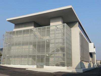 Edificio per laboratori integrati di tecnologie e processi chimici e di ingegneria nucleare e delle radiazioni - Nuovo dipartimento di energia - Campus Bovisa – Milano
