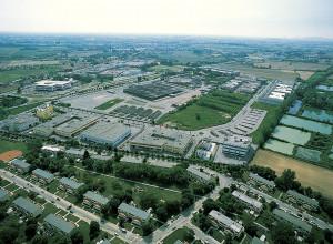 Costruzione di un centro commerciale annonario denominato   Area Serenissima   – Vicenza