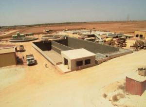 Impianto di depurazione Al Ab Jar