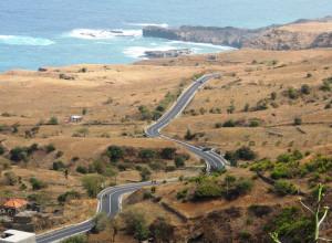 Riabilitazione ed allargamento della strada di contornamento dell'isola di Fogo (Repubblica di Capo Verde)