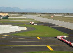 Realizzazione pista di volo