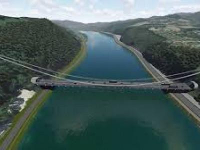 """Autostrada A26 """"Linzer Autobahn"""" – Costruzione di un ponte e dei tunnel di collegamento"""