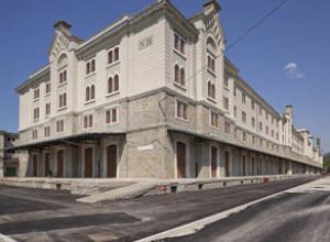 Recupero funzionale del magazzino 26 in Porto Franco Vecchio a Trieste