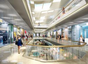 Shopping Centre   Le Cotoniere