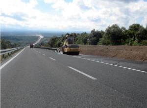 Riabilitazione della strada Mahiu - Narok (Kenya)